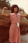 Woman_muscle
